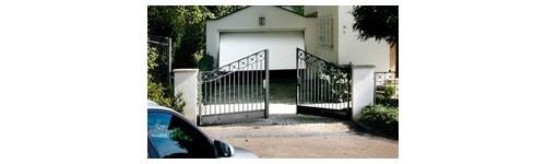Kiemo vartai,automatika
